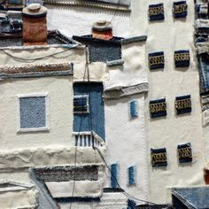 Rooftop Laundry, detail. Choi SoYoung