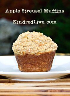 Apple Streusel Muffins Recipe Is A Sweet Breakfast Treat