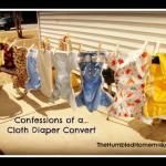 How to build a modern Cloth Diaper Stash on the cheap...