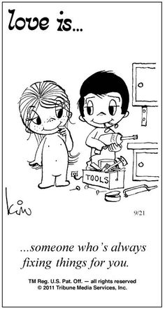 Love+Is+Daily+Comic+Strip   Love Is ... Comic Strip by Kim Casali (September 21, 2011)