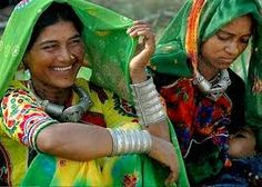Rural women from Rajasthan