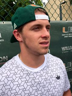 Braxton Berrios (1224×1632) Miami Hurricanes, American Football, Florida, Sports, Hs Sports, Football, The Florida, Sport