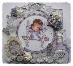 Shabby Chic style card
