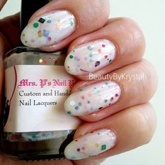 Mrs. Ps Nail Potions - Its My Party