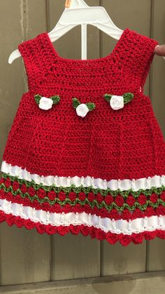 Crochet Baby Dress Free Pattern, Baby Frock Pattern, Crochet Toddler Dress, Crochet Dress Girl, Crochet Baby Boots, Baby Girl Crochet, Crochet Baby Dresses, Baby Girl Patterns, Embroidered Clothes
