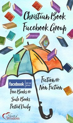 You can now join the newChristian Book Facebook Group! You will receive free ebook and sale books in your Facebook timeline (as long as you like or love post to keep the group active Facebook ch…