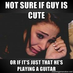 Funny music memes from around the web! Actually, the FUNNIEST music memes from all around the web. Enjoy yourselves...