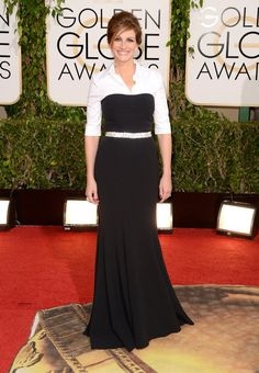 Golden Globes 2014 Red Carpet Arrivals - Yahoo Movies