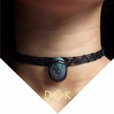 Still wondering what #accessories that's you gonna wear for #Coachella weekend 2 ?!? This #choker can upgrade your #FestivalStyle trust us ✌️ GRAB NOW before it's too LATE mädels..!!  Kiss and Peace DK  #DK #DKHandmadeAccessories #fashion #style #choker #handmade #Indonesia #design #art #jewelry #jewellery #stone #gems #wire #boho #bohemian #gypsy #hippie #hipster #retro #edgy #chic