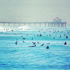 El Porto Beach   Meet Our Guest Instagrammer: Pete Halvorsen in Manhattan Beach, California   FATHOM Travel Blog and Travel Guides