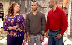 Andre Hall Love Thy Neighbor Love Thy Neighbor, Tyler Perry, I Laughed, Christmas Sweaters, Pure Products, Clothing Ideas, Jr, Clothes