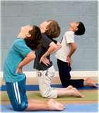 Boys and Yoga