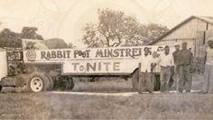 Black Owned Minstrel Company ~ Rabbit Foot Minstrels
