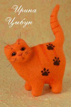 Gallery.ru / gato que camina por sí mismo ... - Mi Valyashko - ytenok