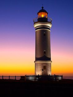 Kiama Lighthouse sunrise (Australia)