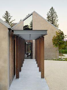 Sentinel Ridge / Field Architecture
