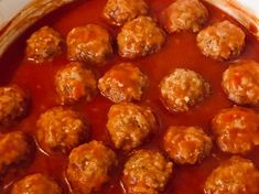 Albondigas, Sweet Life, Spicy, Bacon, Good Food, Food And Drink, Tasty, Cooking, Ethnic Recipes