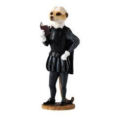 Magnificent Meerkats William Figurine Available @ Li'l Treasures $64 - Australian Store