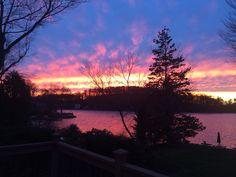 King Cove sunset by Albert Passanante