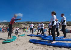Things to do: Surf Lessons at Fistral Beach in Newquay, Cornwall with Quiksilver Surf school Newquay #iloveNQY