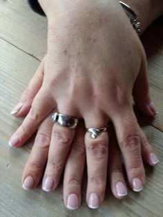 Gelpolish naturel look