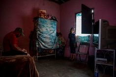 Central Americans Scared of Whats Happening in U.S. Stay Put