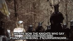 "18 Glorious Moments From ""Monty Python And The Holy Grail"""