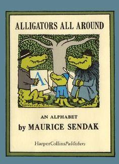Aligators All Around by Maurice Sendak
