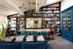 LUIGI FRAGOLA: Architecture and interior design firm maggio in florence agostini suarez