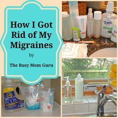 For years I have had to avoid perfumes because they triggered debilitating migraines. I have gone to the ER several times because once the migraine began it refused to go away.