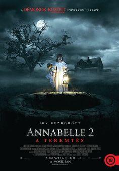 Annabelle: Creation (2017) BD Rip