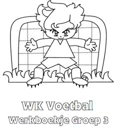 18 Best Soccer World Cup 2014 Coloring pages images