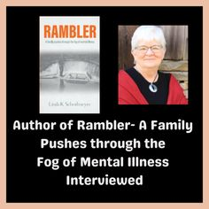 Guest Post: Author of Rambler- A Family Pushes through the Fog of Mental Illness Interviewed   Bipolar Bandit (Michelle Clark)