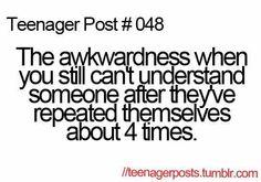 Teenager Post #048 oh my gosh yessssssssssss