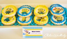 Minion/Despicable Me Birthday Party Ideas | Photo 2 of 44 | Catch My Party