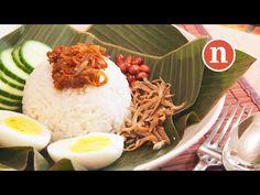 Nasi Lemak: Malaysian's Favorite Dish - YouTube