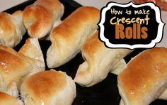 Crescent Rolls #recipe #food #pinterest