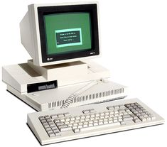AT&T PC7300 (UNIX PC), 1985