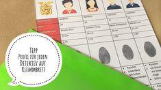 Ideen für den perfekten Detektiv Kindergeburtstag für Grundschulkinder - Lias Welt