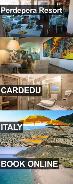 Hotel Perdepera Resort in Cardedu, Italy. For more information, photos, reviews and best prices please follow the link. #Italy #Cardedu #travel #vacation #hotel