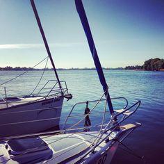 lepsza strona ludzi z żeglarską pasją