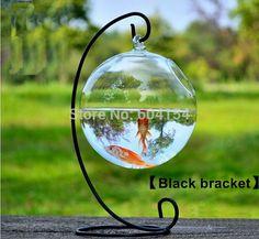 Incroyable seulement $ 7.99, Type de Suspension vase en verre bocal, Sphérique verre réservoir de poissons, Ameublement décoration dans Aquariums & Tanks de Maison & Jardin sur AliExpress.com | Alibaba Group