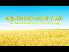 """[The Church of Almighty God] Hymn of God's Word """"We are Saved Because of..."""
