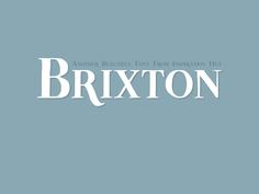 Beautiful Hand Drawn Font Download - Brixton