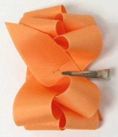 2-layer-haribow-hair-bow-free-instruction Ribbon Barrettes, Ribbon Hair Bows, Diy Hair Bows, Boutique Hair Bows, Girls Boutique, Diy Ribbon, Diy Bow, Ribbon Crafts, Barrette Holder