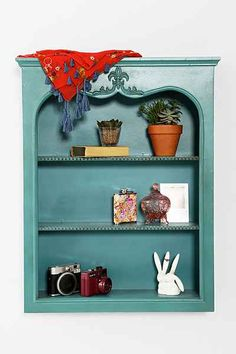 Plum & Bow Arched Wall Shelf - Urban Outfitters