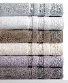 Kassatex Bath Towels, St. Germain Turkish Collection