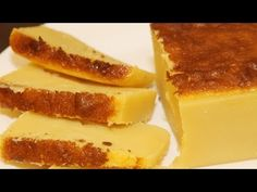 Bolo Mole Tradicional - YouTube Delicious Desserts, Dessert Recipes, Portuguese Recipes, Cake Boss, Food To Make, Cupcake Cakes, Delish, Cheesecake, Food And Drink