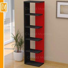 bliblioteca - diseño moderno y propio de ciudad muebles!                                                                                                                                                                                 Más