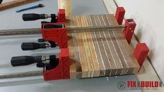 Scrap Wood Cutting Board-32